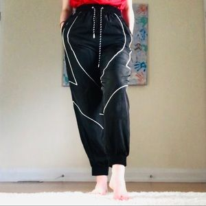 Forever 21 wind pant joggers